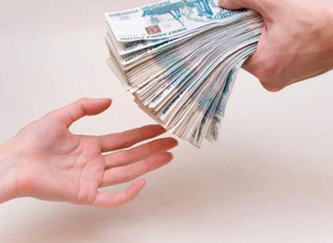 Деньги в кооперативе