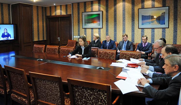 Заседание третейского суда