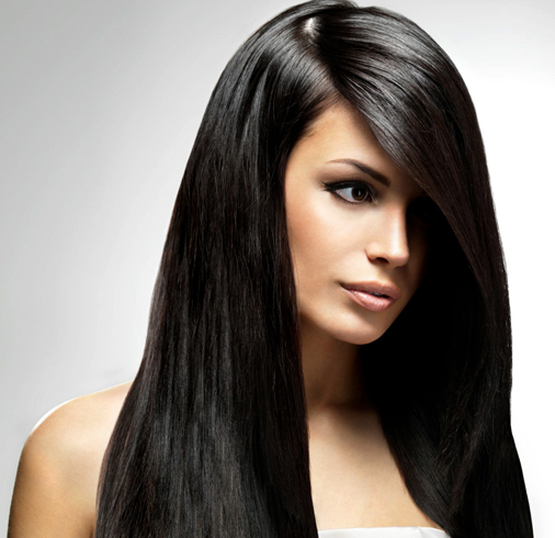 Красивые волосы с ботоксом