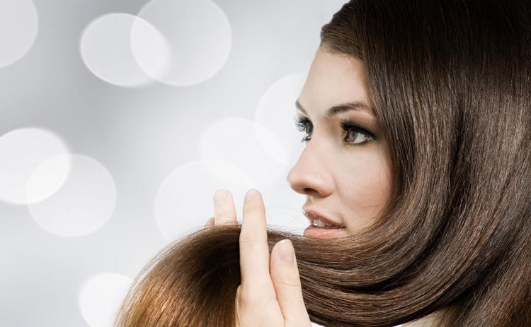 Красивые волосы после ботокса