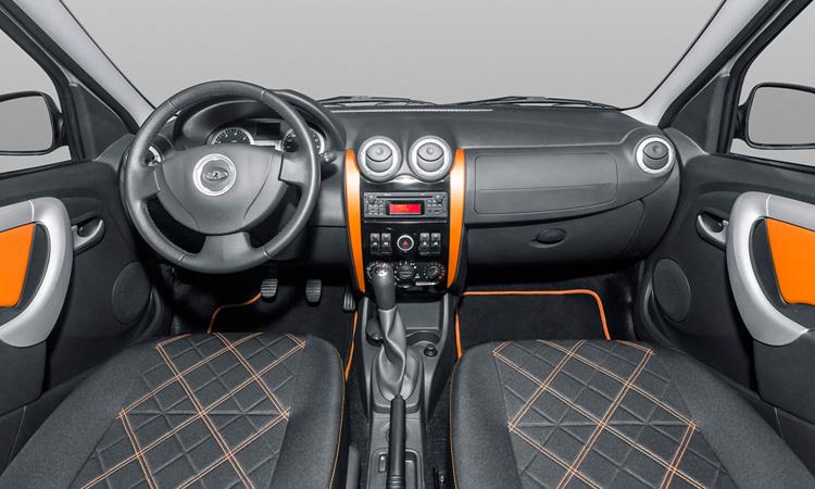 Руль и сиденья