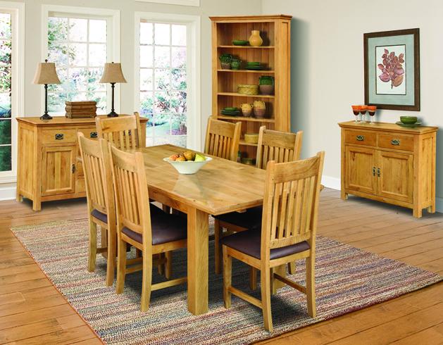 Мебель из сосны в интерьере