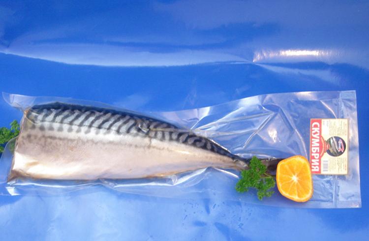 Рыба в упаковке