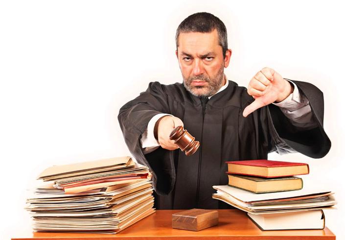Злой судья
