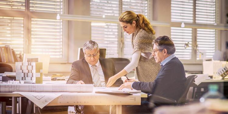 Архитектор и клиент