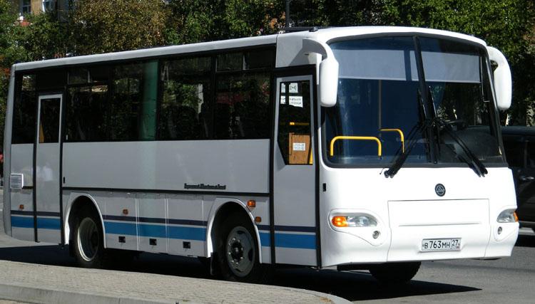Большой автобус