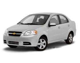 Chevrolet Aveo: достоинства и недостатки