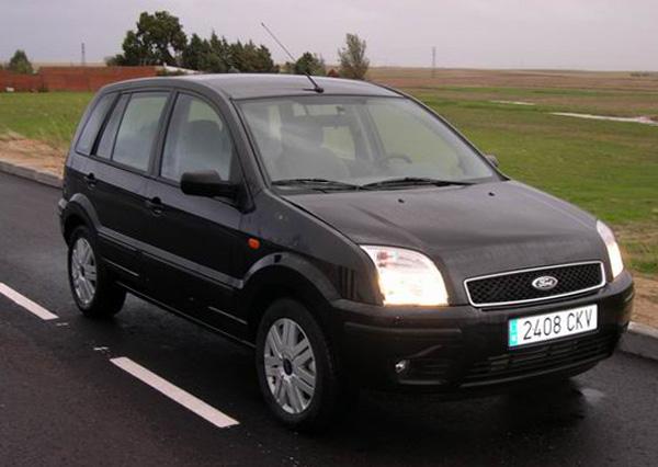 Ford Fusion Elegance