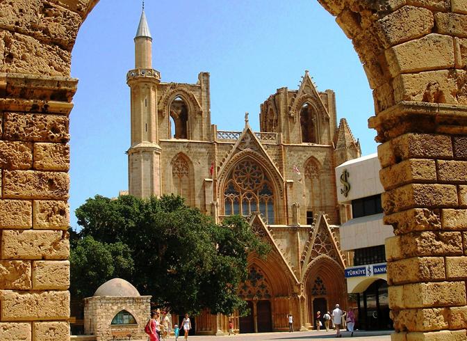 Экскурсия на Кипр