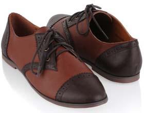 Обувь из искусственной кожи