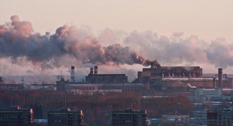 Заводы Новосибирска