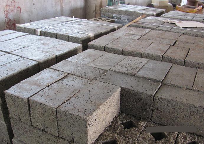 Подготовка блоков