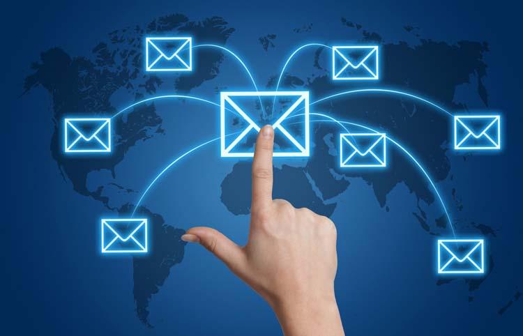 Отправка электронных писем