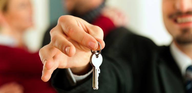 Ключи от арендодателя