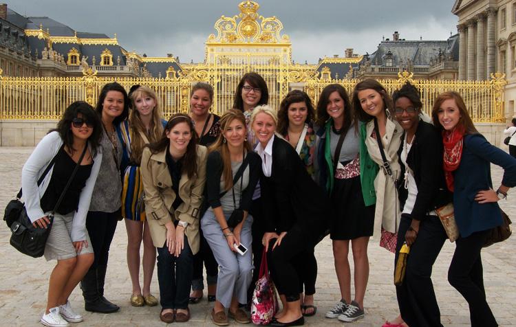 Студенты в Бельгии