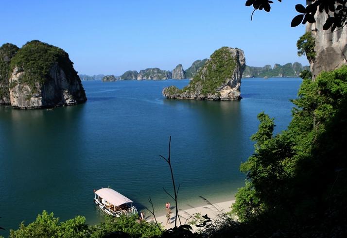 Красивый Вьетнам