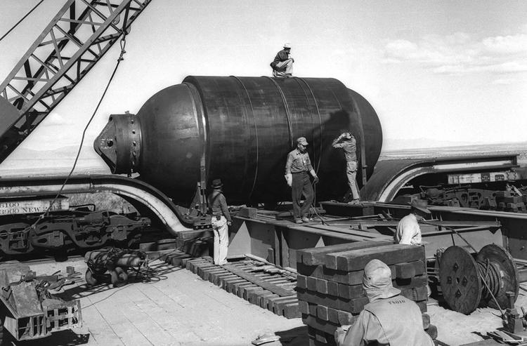 Производство ядерного оружия