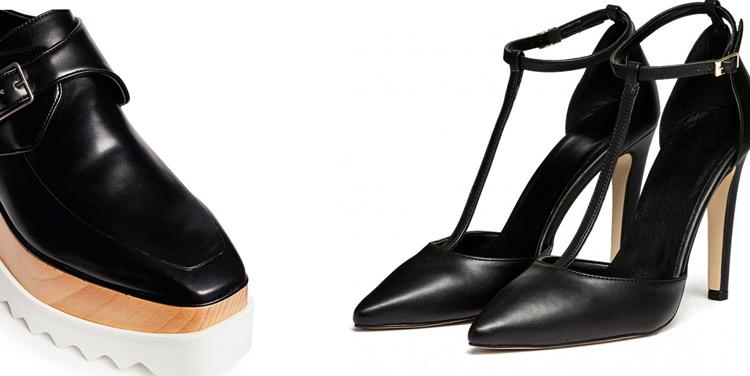 Новая обувь из экокожи