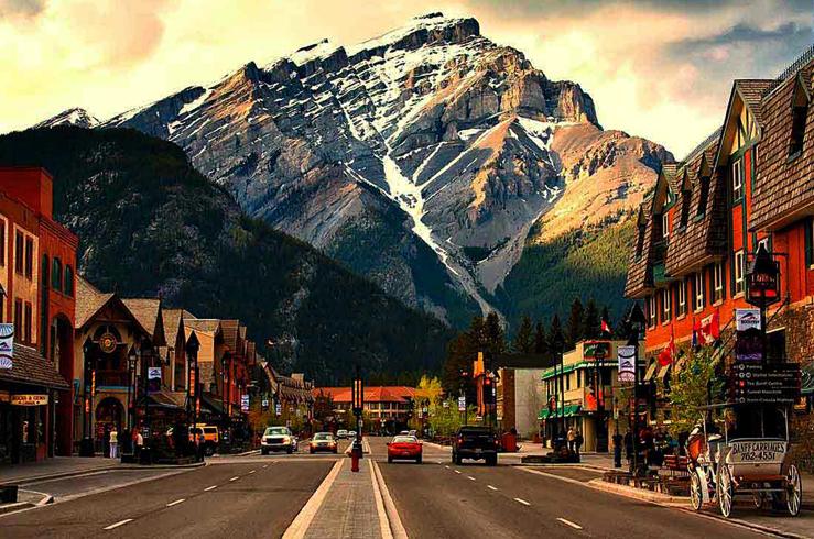 Красивая Канада