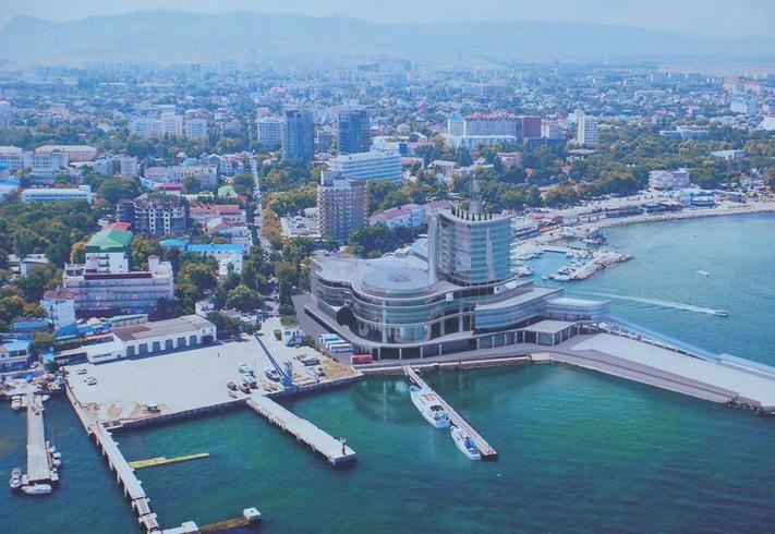 Порт Анапы
