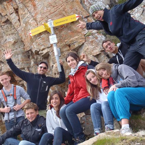 Молодежь Швейцарии