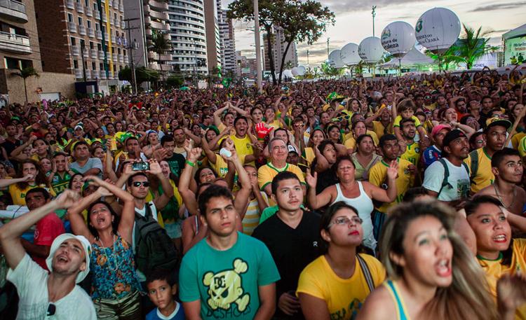 Люди Бразилии
