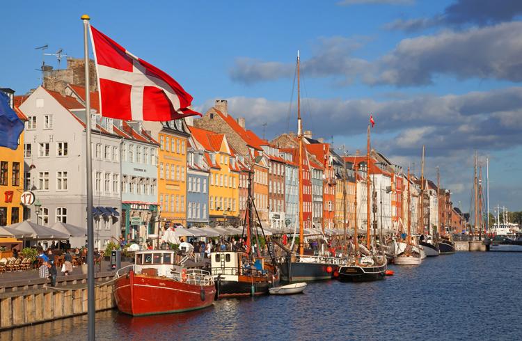Город в Дании