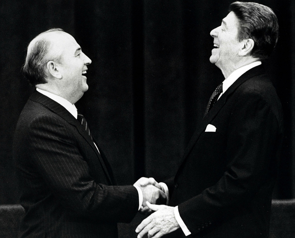 Доверчивый Горбачев
