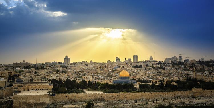 Израильский город