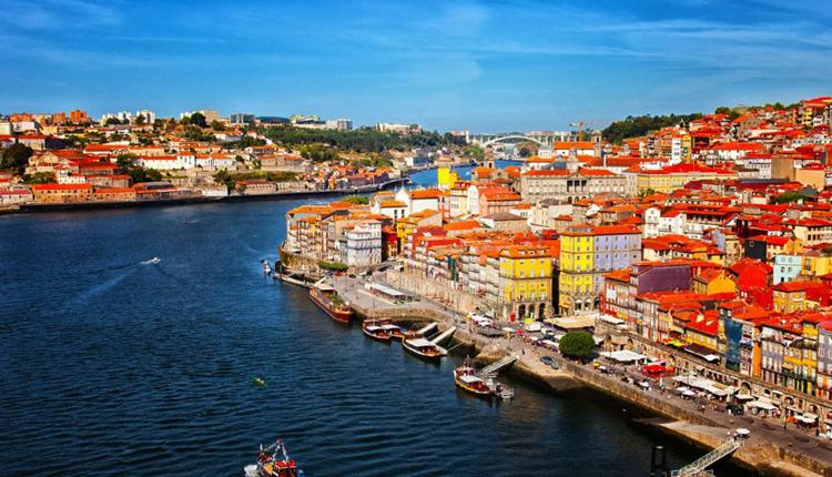 Красивая Португалия