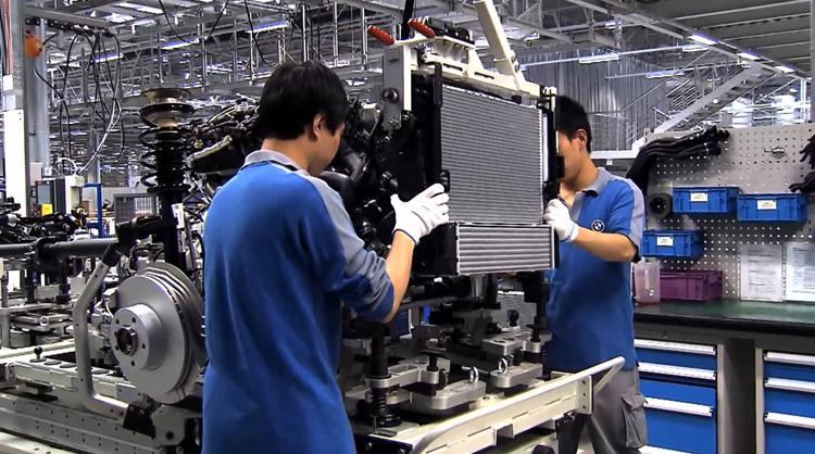 Машиностроение в Китае