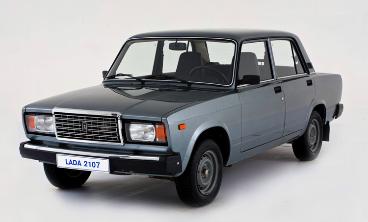 Новый ВАЗ-2107