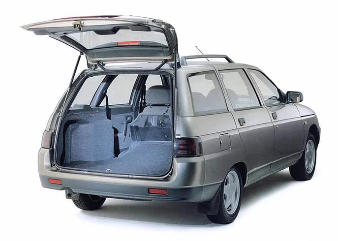Багажник ВАЗ-2111