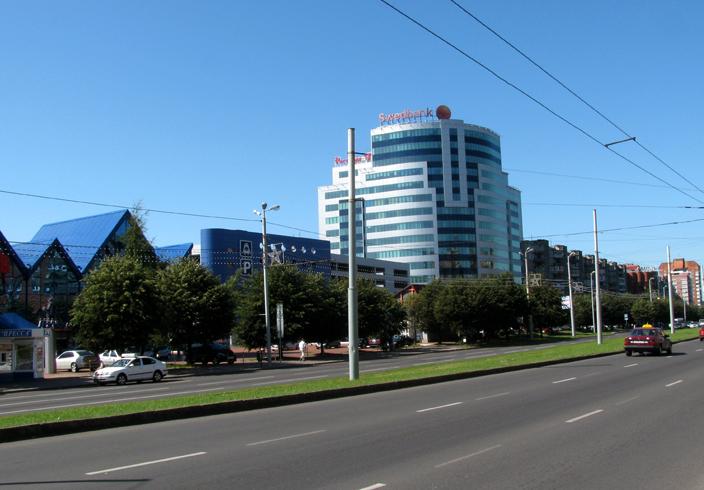 Дорога города
