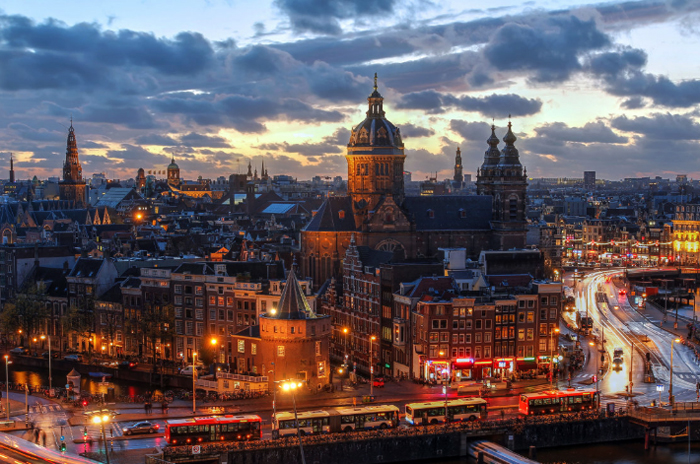 Красивая Голландия