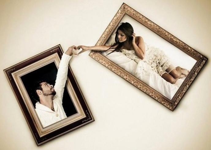 Муж и жена на расстоянии