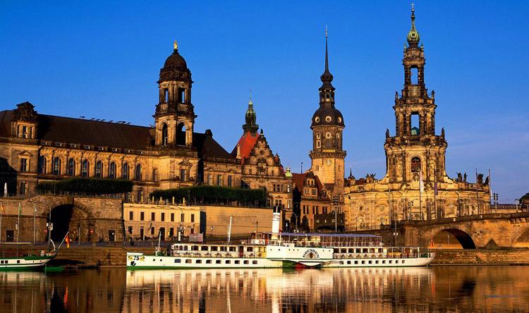 Красивая архитектура города