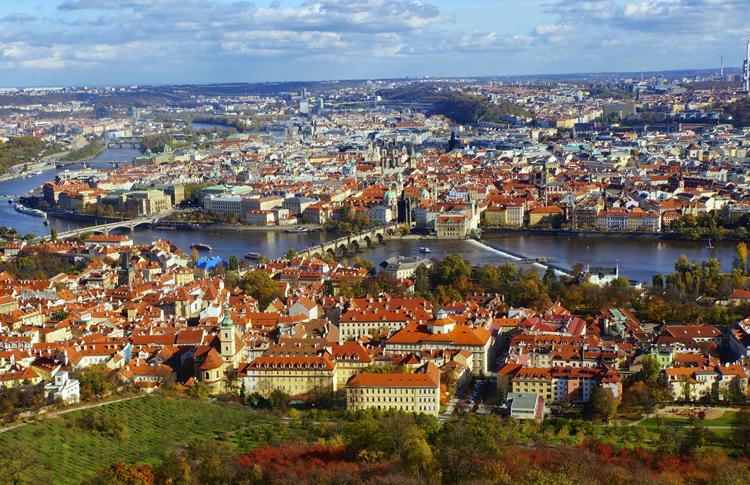 Красивая Чехия