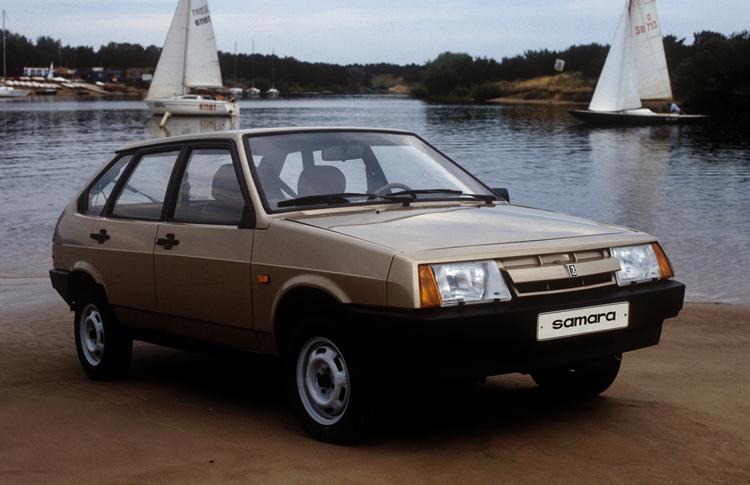 Новый ВАЗ-2109