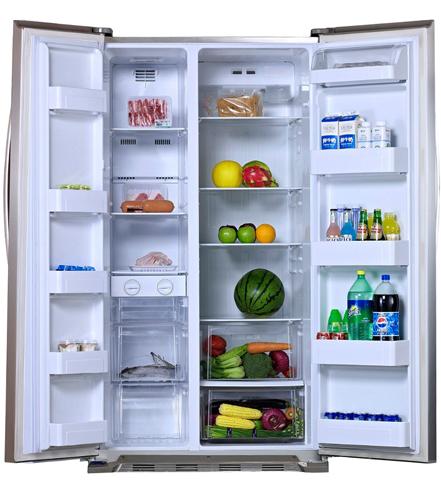 новый холодильник No Frost