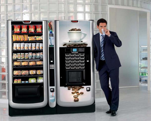 Бизнес на автоматах