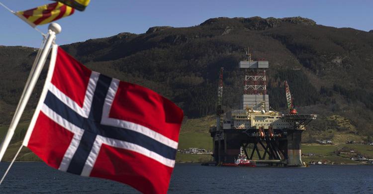 Нефть Норвегии