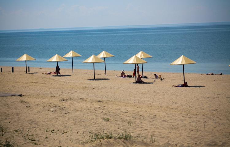 Пляжи Янтарного