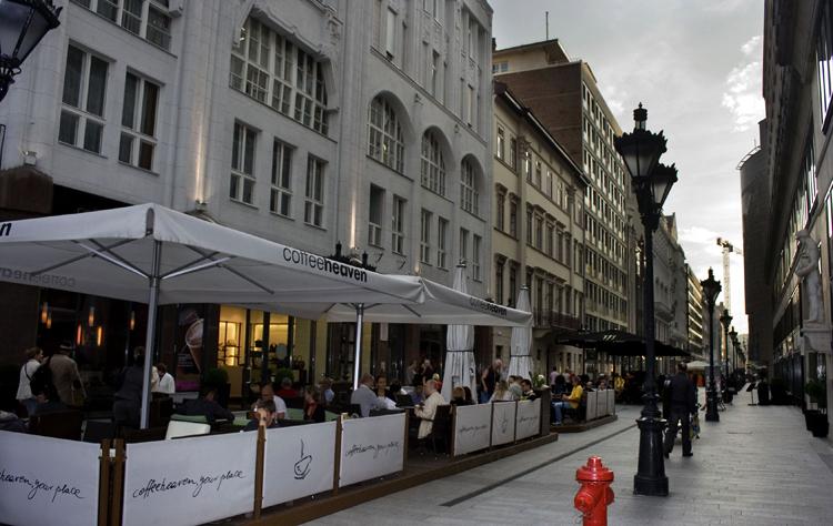 Улица Будапешта