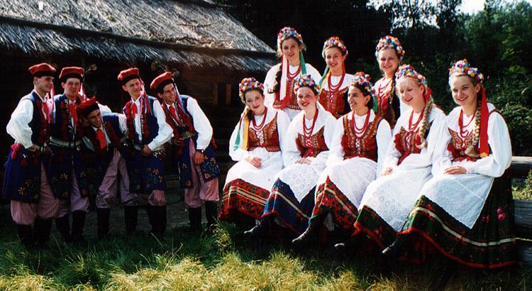 Поляки и полячки