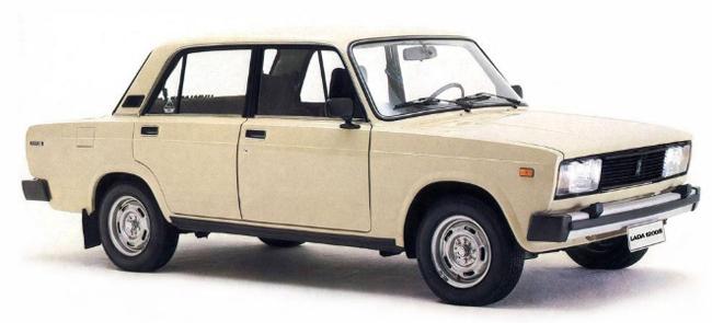 Красивый ВАЗ-2107