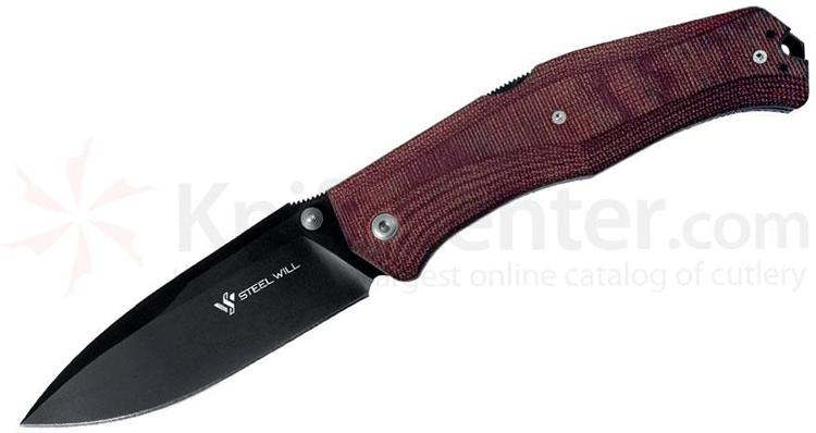 Черный нож d2
