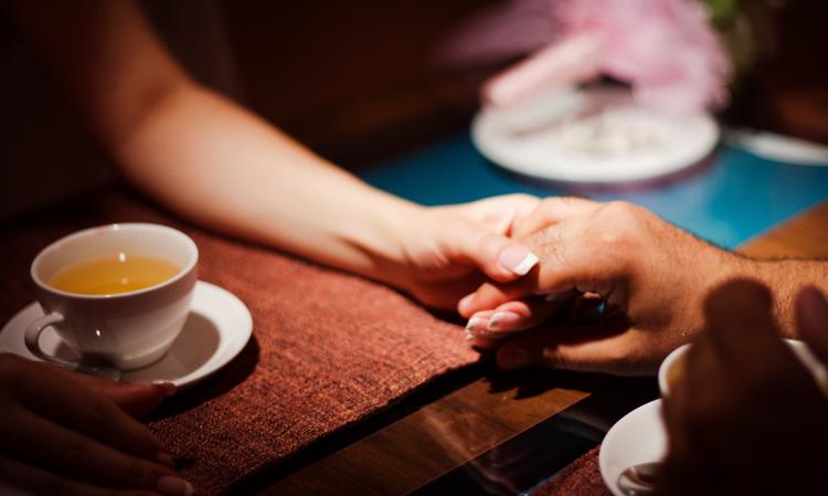 Свидание при гостевом браке