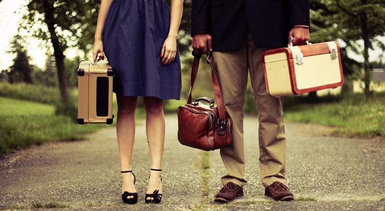 В гостевом браке