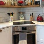 Плюсы и минусы угловой плиты на кухне